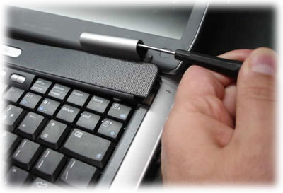 Výměna plastů notebooku Acer