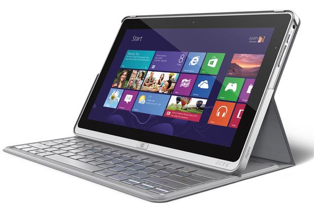 Lehký a výkonný notebook - Acer Aspire P3